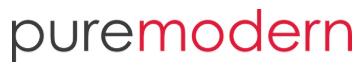 PureModern logo